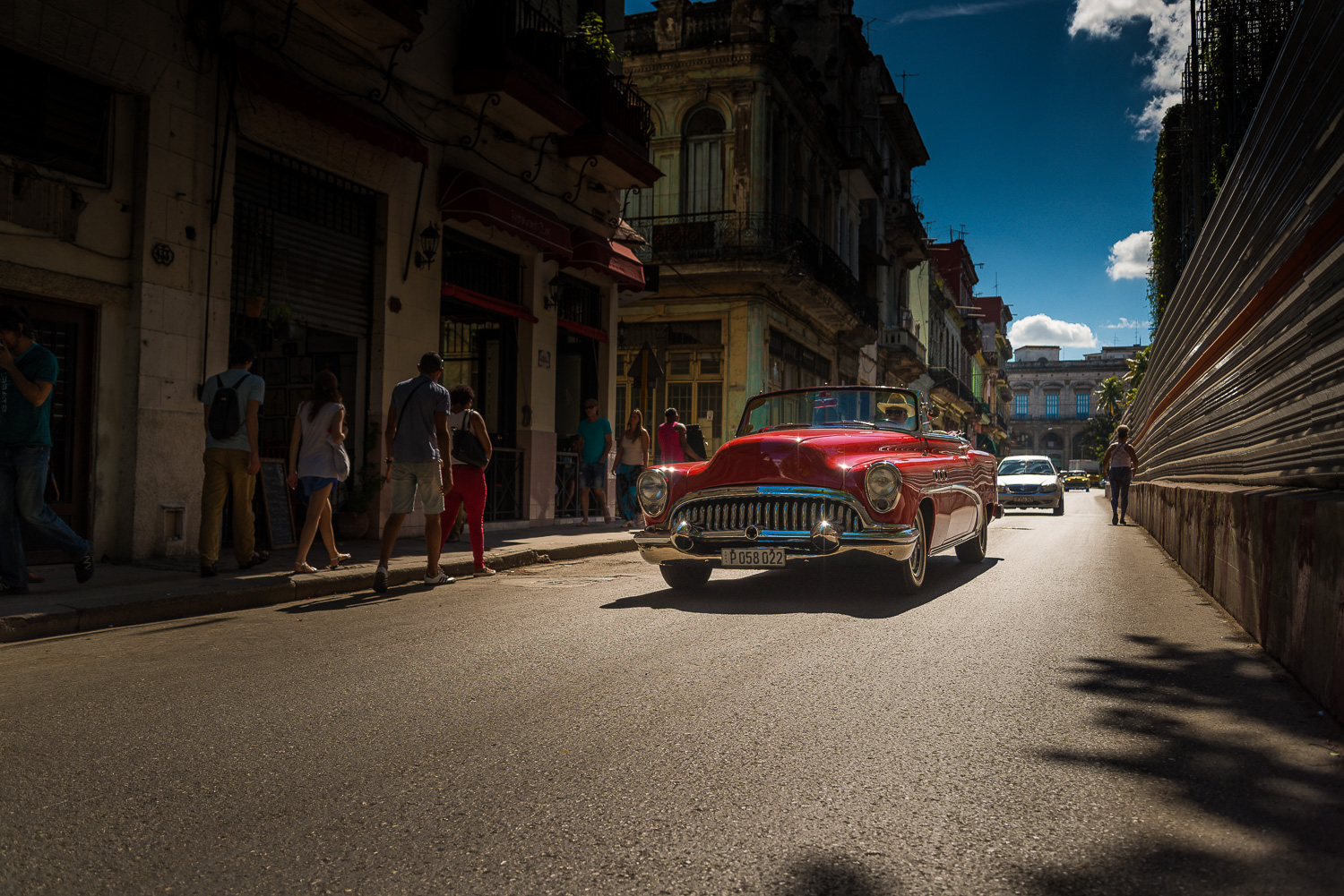 beautiufl cuban cars
