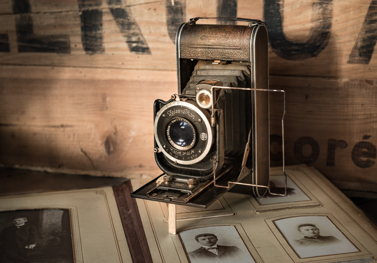 Best tips to become a better photogrpher vintage camera